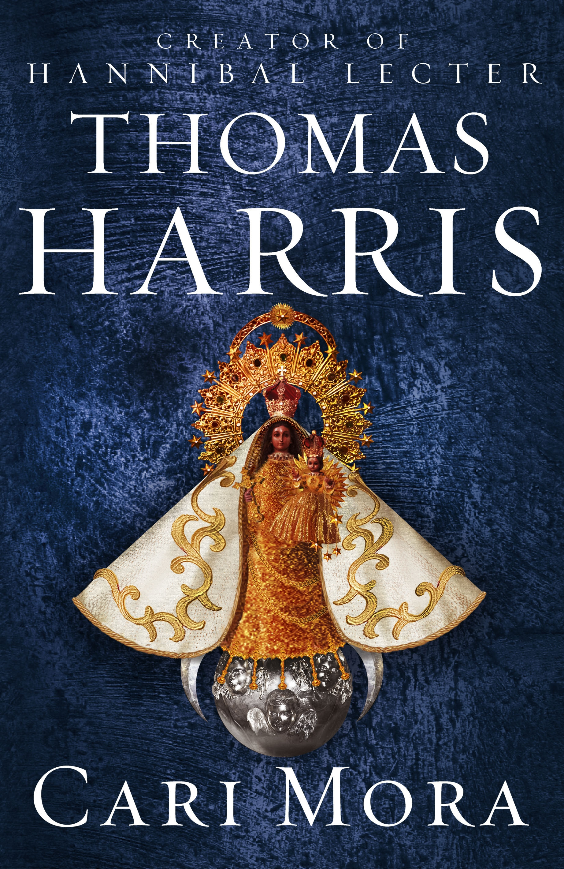 FORECAST FRIDAY: CARI MORA by Thomas Harris (William Heinemann, $A49.99).  Due out 16 May 2019