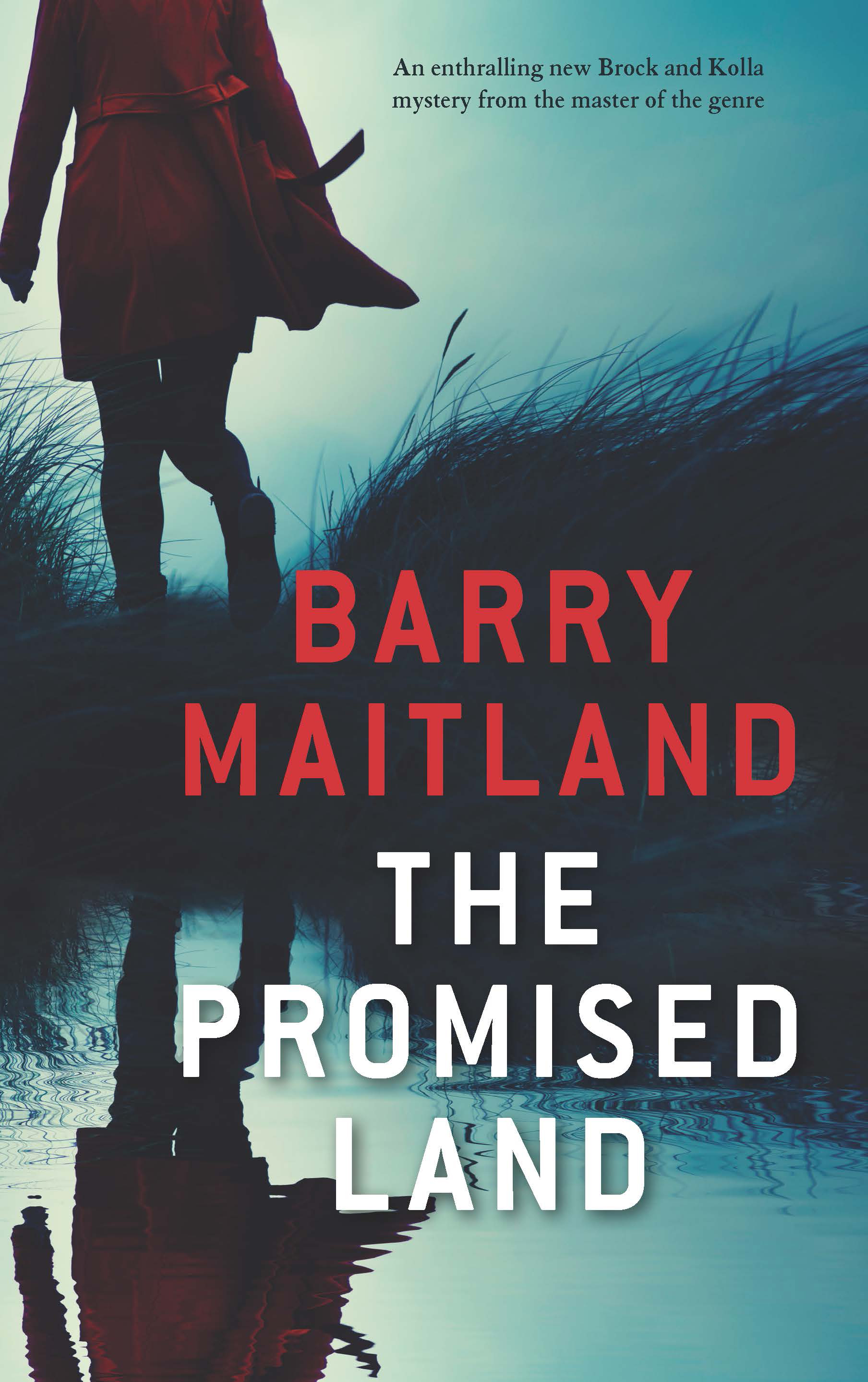 THE PROMISED LAND by Barry Maitland (Allen & Unwin, $A29.99)