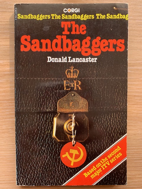 THE SANDBAGGERS (THINK OF A NUMBER) by Donald Lancaster (Corgi, 1980)