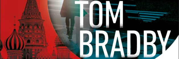 SECRET SERVICE by Tom Bradby (Bantam, $A32.99)