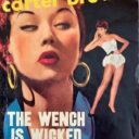 TRASHY TUESDAY: WITCHES, SWEETHEARTS AND WENCHES – SOME EARLY CARTER BROWN BOOKS IN AUSTRALIA