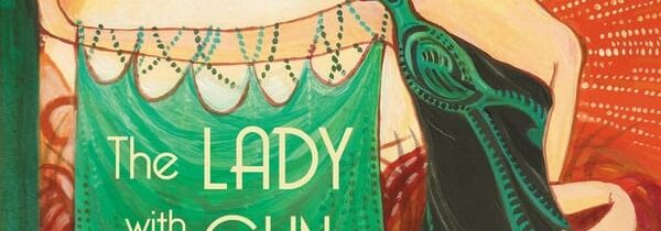THE LADY WITH THE GUN ASKS THE QUESTIONS by Kerry Greenwood (Allen & Unwin, April 2021)