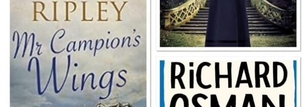 COSY CRIME: New Books by Richard Osman, Lori Rader-Day and Mike Ripley